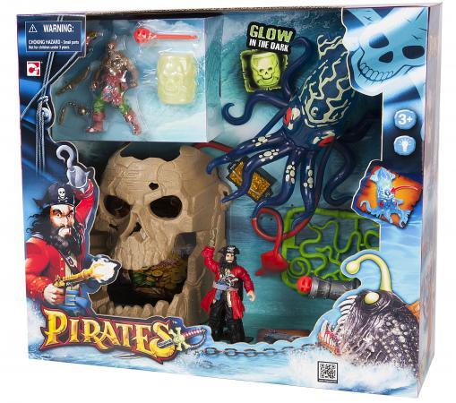 Игровой набор CHAP MEI Пираты. Битва с гигантским кальмаром 505204 игровые наборы chap mei игровой набор soldier force армейский внедорожник
