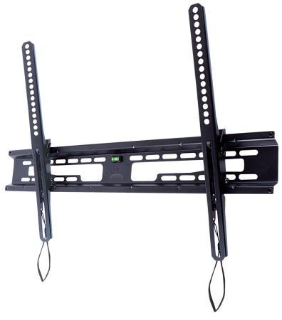 Кронштейн Kromax FLAT-2 черный 37-63 1 степень свободы VESA 600х400мм до 25кг кронштейн настенный kromax flat 2 grey kromax flat 2