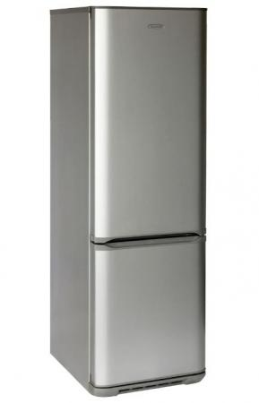 лучшая цена Холодильник Бирюса M132 серебристый