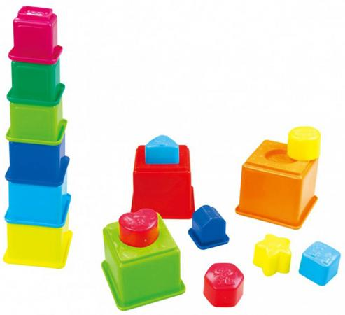 Фото Сортер PLAYGO Animal Stacking Blocks - Пирамидка-сортер Play2384