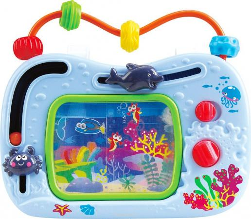 Развивающий центр PLAYGO Телевизор-аквариум центр развивающий playgo телевизор 2196 2196