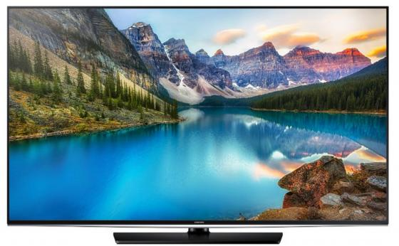 Телевизор LED 55 Samsung HG55ED690EB черный 1920x1080 Smart TV RJ-45 RS-232C VGA samsung rs 552 nruasl