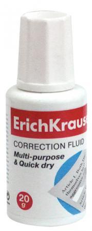 Корректирующая жидкость Erich Krause 5 20 мл стремянка krause solido 126658