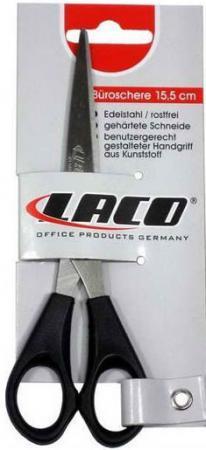 Ножницы Laco S801 15.5 см канцелярский нож laco универсальный 18 мм