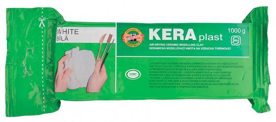 все цены на Глина для лепки Koh-i-Noor KERAPLAST 1 цвет 1кг 131706 онлайн