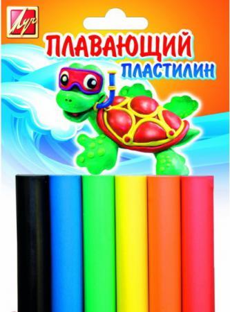 Пластилин Луч 22С1430-08 6 цветов пластилин луч 12c 784 08 12с784 08 11 цветов