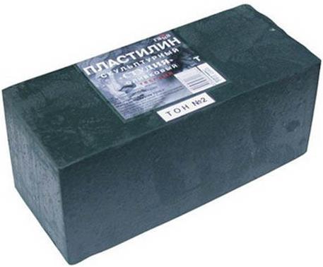 Пластилин Гамма СТУДИЯ 1 цвет 2.80.Е100.003