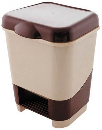 Контейнер для мусора с педалью, 8 л, пластик 4342700 33025777 bridge rectifier diode for leroy somer alternator lsa330 generator bridge rectifier diode