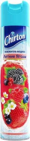 Фото - Освежитель воздуха Эврика Эллас АО Chirton Летние ягоды 300 мл освежитель воздуха glade пион и сочные ягоды 300 мл