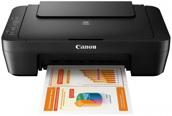 МФУ Canon PIXMA MG2540S цветное A4 8ppm 4800x600 USB принтер canon pixma g1410 цветное a4 8 8ppm 4800x1200 usb черный 2314c009
