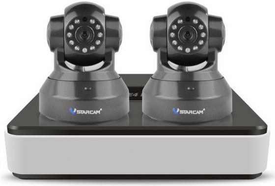 Комплект видеонаблюдения Vstarcam NVR-C37 KIT vstarcam nvr c16 kit система видеонаблюдения