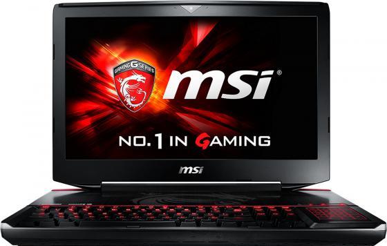 "все цены на Ноутбук MSI GT80S 6QE-295RU Titan SLI 18.4"" 1920x1080 Intel Core i7-6820HK 1Tb + 256 SSD 32Gb 2 х nVidia GeForce GTX 970M 6144 Мб черный Windows 10 Home 9S7-181412-295 онлайн"