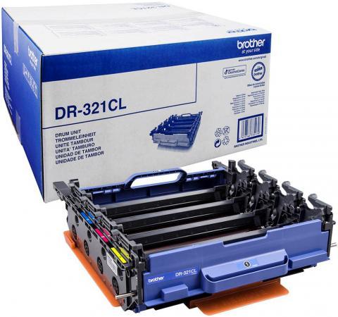Фотобарабан Brother DR-321CL для HL-L8250CDN 25000стр фотобарабан brother dr 1075