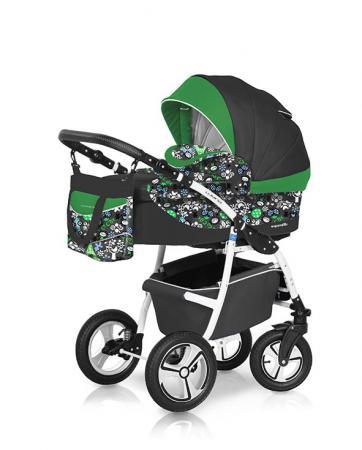 Коляска 2-в-1 Expander Lumina (08/графит-зеленый) vip серия коляска унив я lumina киев