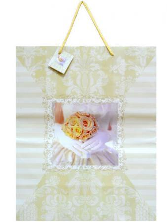 Пакет подарочный Golden Gift BG1280/A 55х40х20 см