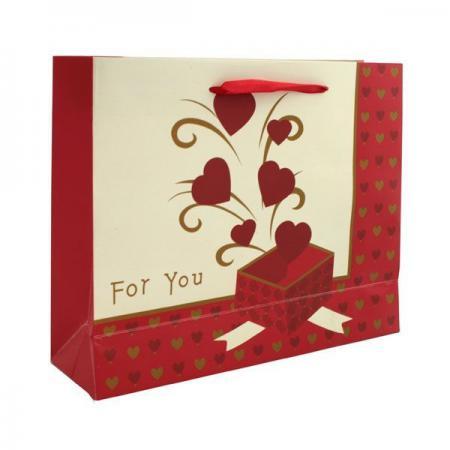 Пакет подарочный Golden Gift BG1323 1 шт 33 см в ассортименте 7 in 1 pu leather golden flower care routine set golden pink silver