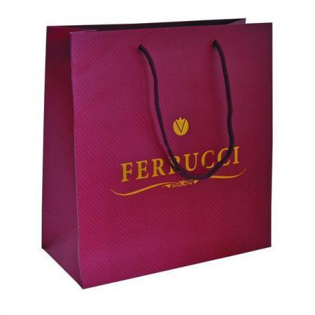 Пакет подарочный Golden Gift FLAVIO FERRUCCI 25 см FF-BAG002