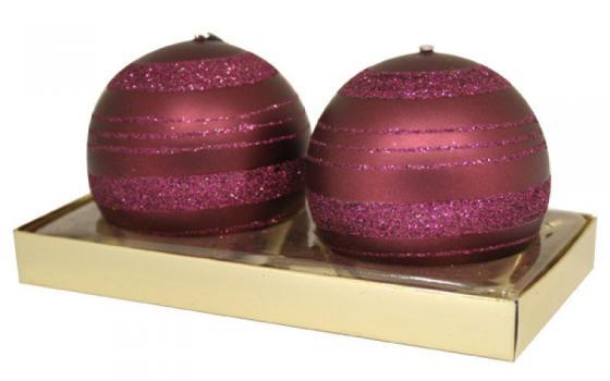 Набор свечей Golden Gift CS1080 2 шт 6 см набор для упаковки golden gift pw1029