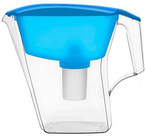 цена на Фильтр для воды Аквафор Лайн кувшин голубой P83B15N