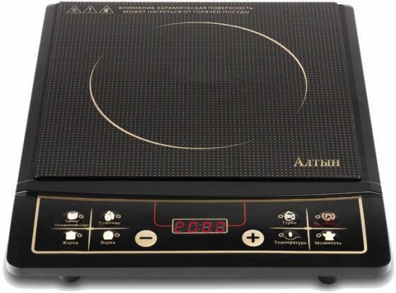 Электроплитка Iplate Алтын YZ-T 18 чёрный плита настольная индукционная iplate yz c 20