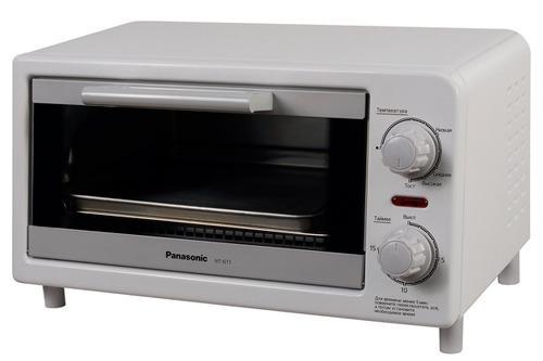 Мини-печь Panasonic NT GT1WTQ белый электропечь panasonic nt gt1wtq