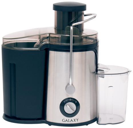 Соковыжималка GALAXY GL 0806 700 Вт серебристый цена и фото