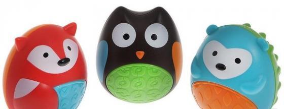 Резиновая игрушка для ванны Skip Hop Трио резиновая игрушка для ванны skip hop трио