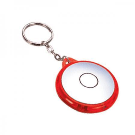 Брелок-фонарик, пластик, красный Lbf12018/К брелок фонарик пластик красный