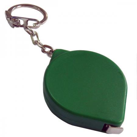 Брелок-рулетка, пластик, зеленый Lbr10475/З термоконтейнер арктика 2000 30 л зеленый