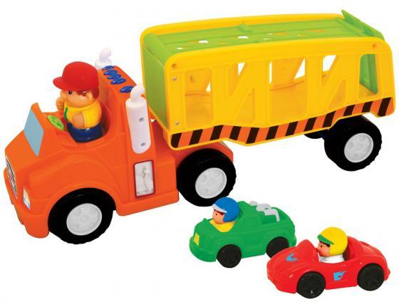Игровой набор KIDDIELAND Автоперевозчик