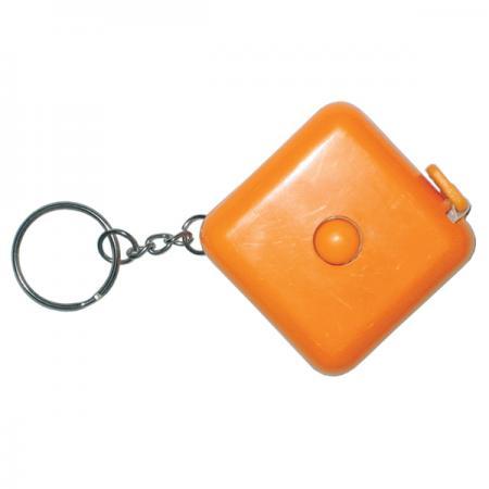 Брелок-рулетка, пластик,оранжевый Cbr20101B/ОР demeter honeysuckle 30