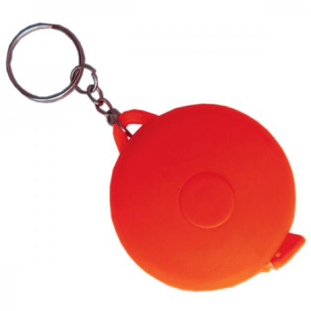 Брелок-рулетка, пластик, красный Cbr20116B/К амлодипин таб 10мг 30