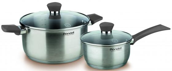 Набор посуды Rondell Bojole RDS-819 4 предмета набор посуды rondell bojole rds 818 8 предметов