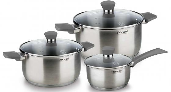Набор посуды Rondell Bojole RDS-820 6 предметов набор посуды rondell bojole rds 818 8 предметов