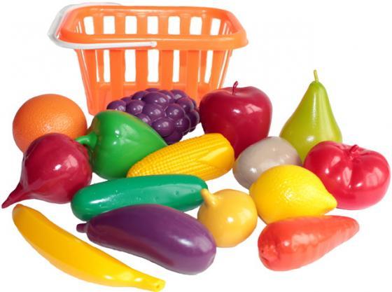 Набор фруктов и овощей Совтехстром Фрукты и овощи У-758 набор фруктов dohany овощи фрукты в корзине большая 715
