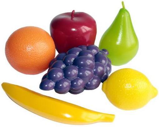 Набор фруктов Совтехстром Фрукты в сетке 24353