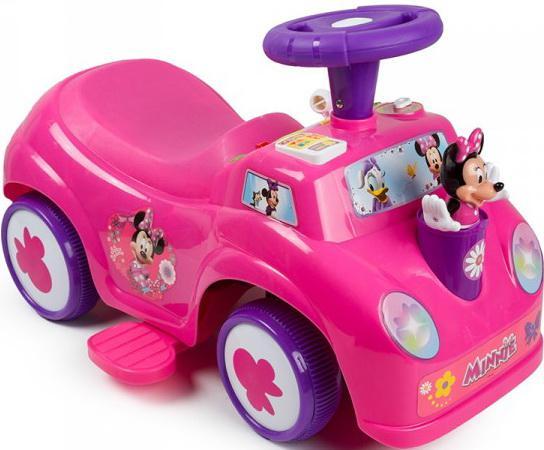 Каталка-пушкар Kiddieland Минни 2 в 1 пластик от 1 года на колесах розовый 0661148537102 каталка пушкар kiddieland минни 2 в 1 пластик от 1 года на колесах розовый 0661148537102
