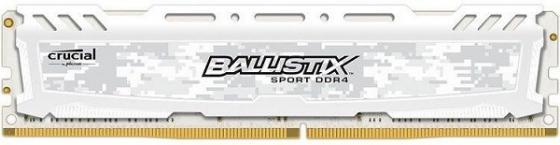 Оперативная память 8Gb PC4-19200 2400MHz DDR4 DIMM Crucial BLS8G4D240FSC оперативная память crucial ballistix tactical ddr4 udimm 8gb blt8g4d26afta
