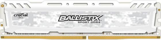 Оперативная память 16Gb PC4-19200 2400MHz DDR4 DIMM Crucial BLS16G4D240FSC оперативная память crucial ballistix tactical ddr4 udimm 8gb blt8g4d26afta