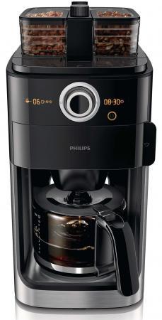 купить Кофемашина Philips HD7762/00 1000 Вт черный недорого