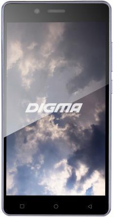 """все цены на Смартфон Digma Vox S502F 3G титан серый 5.5"""" 4 Гб Wi-Fi GPS 3G LT5001PG"""