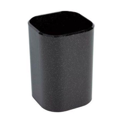 Офисная стакан-подставка для канц. принадлежностей ВИЗИТ, черная СН31 канцелярия стамм подставка стакан офис
