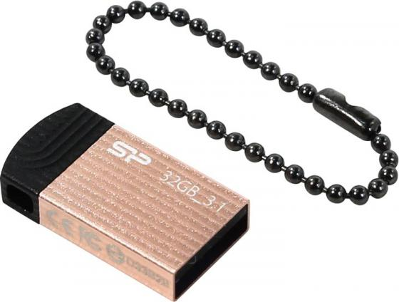 Флешка USB 32Gb Silicon Power Jewel J20 SP032GBUF3J20V1P розовый цена и фото