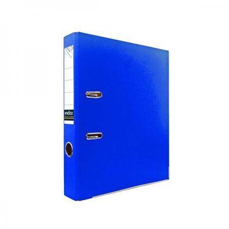 Папка-регистратор из цветного картона, 50 мм, А4, синяя IND 5 ECO СИН/30 lacywear dg 5 ind