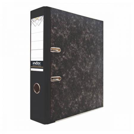 Папка-регистратор под мрамор, 50 мм, А4, черная IND 5/50 lacywear dg 5 ind