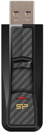 Флешка USB 64Gb Silicon Power Blaze B50 SP064GBUF3B50V1K черный цена и фото