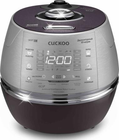 Мультиварка Cuckoo CMC-CHSS1004F 740 Вт 5 л серебристый cuckoo cmc he 1055 f