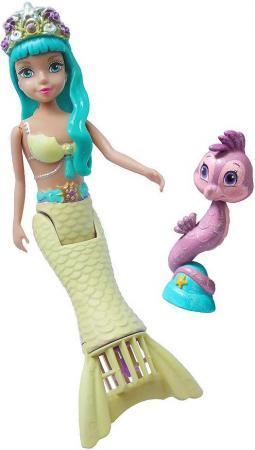 Кукла Море чудес Русалочка Нарисса меняет цвет 15 см танцующая море чудес игровой набор грот русалочки в ассортименте