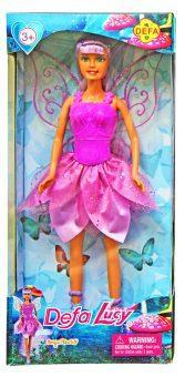 Кукла DEFA LUCY Фея 29 см в сиреневом платье 8324purple кукла defa lucy 8336