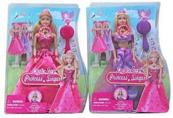 Кукла DEFA LUCY Принцесса 29 см со звуком в ассортименте 8265 кукла defa lucy мама дочь 8304a